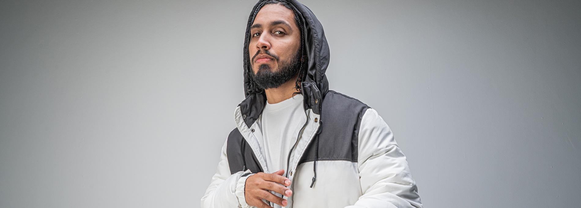 <span>Rashid encontra a própria voz</span>