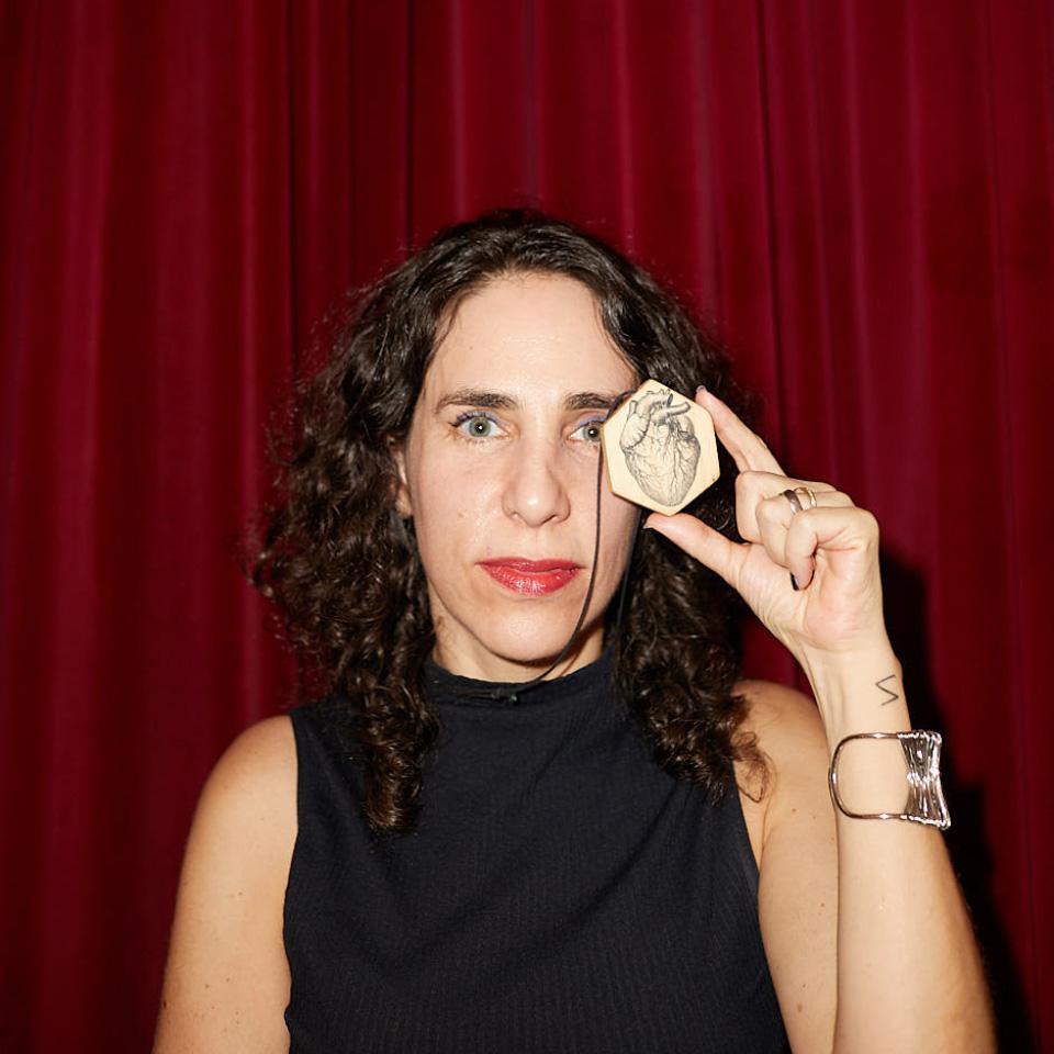 A psicanalista Maria Homem