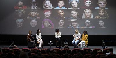O mosaico feminino do documentário Mulher