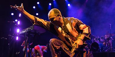 O filho de Fela Kuti e o legado vivo do afrobeat