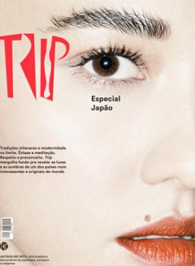 Capa da edição #286 da Trip