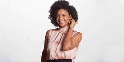 """Na CNN Brasil, Luciana Barreto não quer ser a """"âncora negra"""""""
