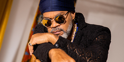 O axé de Carlinhos Brown
