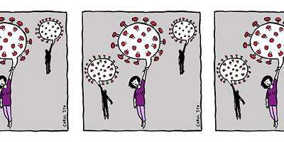 Milly Lacombe: esse vírus não é sobre você