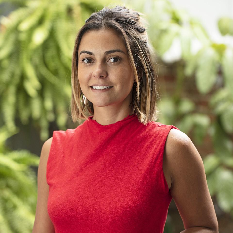 Mariana Achutti, fundadora da escola de educação corporativa Sputinik