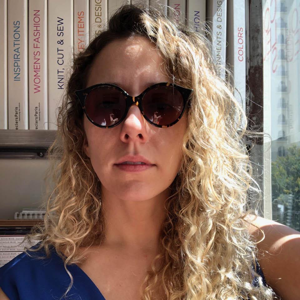 A pesquisadora de tendências Iza Dezon, da Peclers Paris