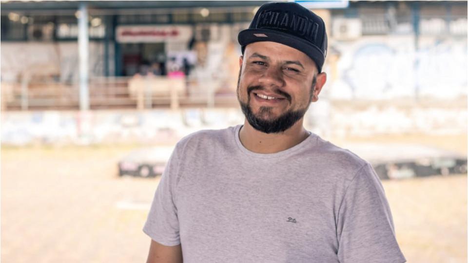 Max Maciel é da Ceilândia, no Distrito Federal, e, além de atuar com o projeto Ruas, tem participado de iniciativas de outros coletivos no enfrentamento do coronavírus