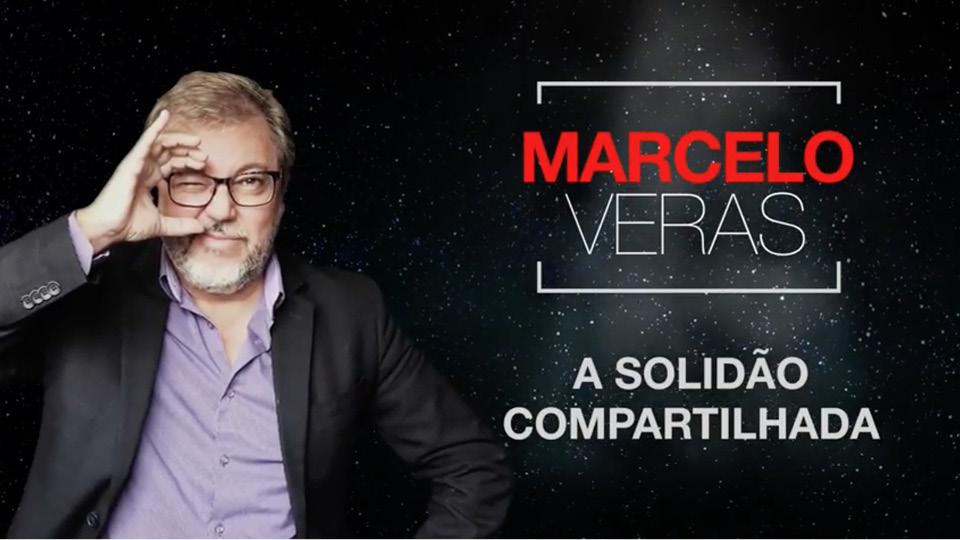 Marcelo Veras em sua palestra no TEDx