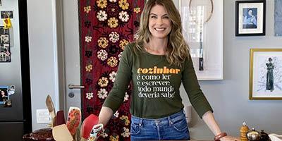Ensinar a cozinhar é uma revolução silenciosa, diz Rita Lobo