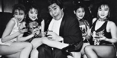 Toru Muranishi, o imperador do pornô no Japão