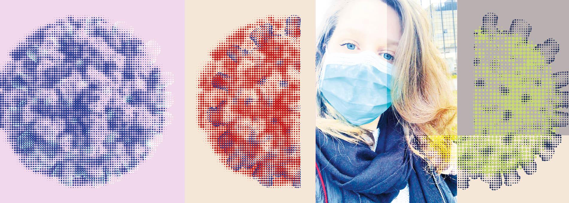 Uma cientista brasileira no epicentro da pandemia