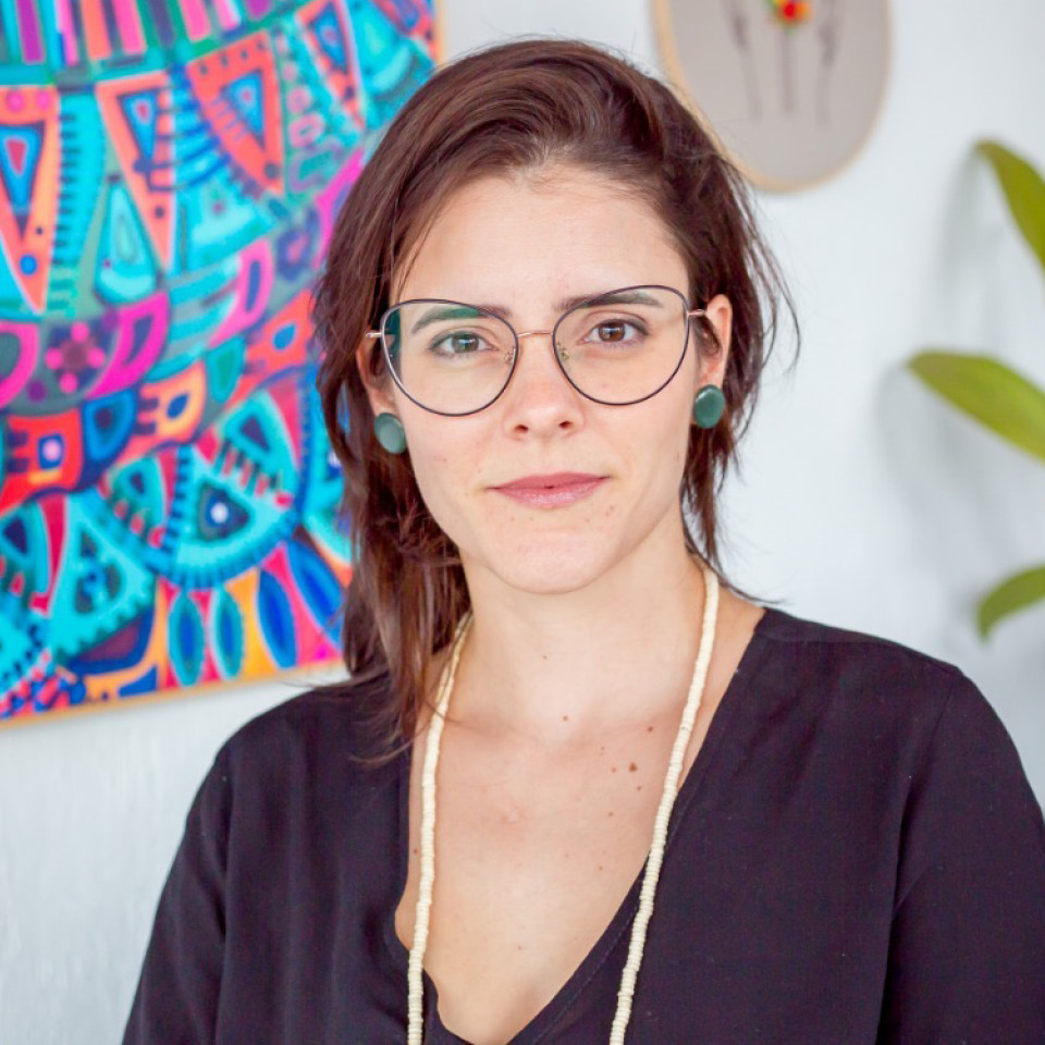 Aline Calixto, médica ginecologista obstetra, se divide entre o trabalho com parto humanizado e a rotina do lar