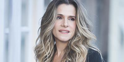 Ingrid Guimarães recebe amigos famosos em Além da Conta