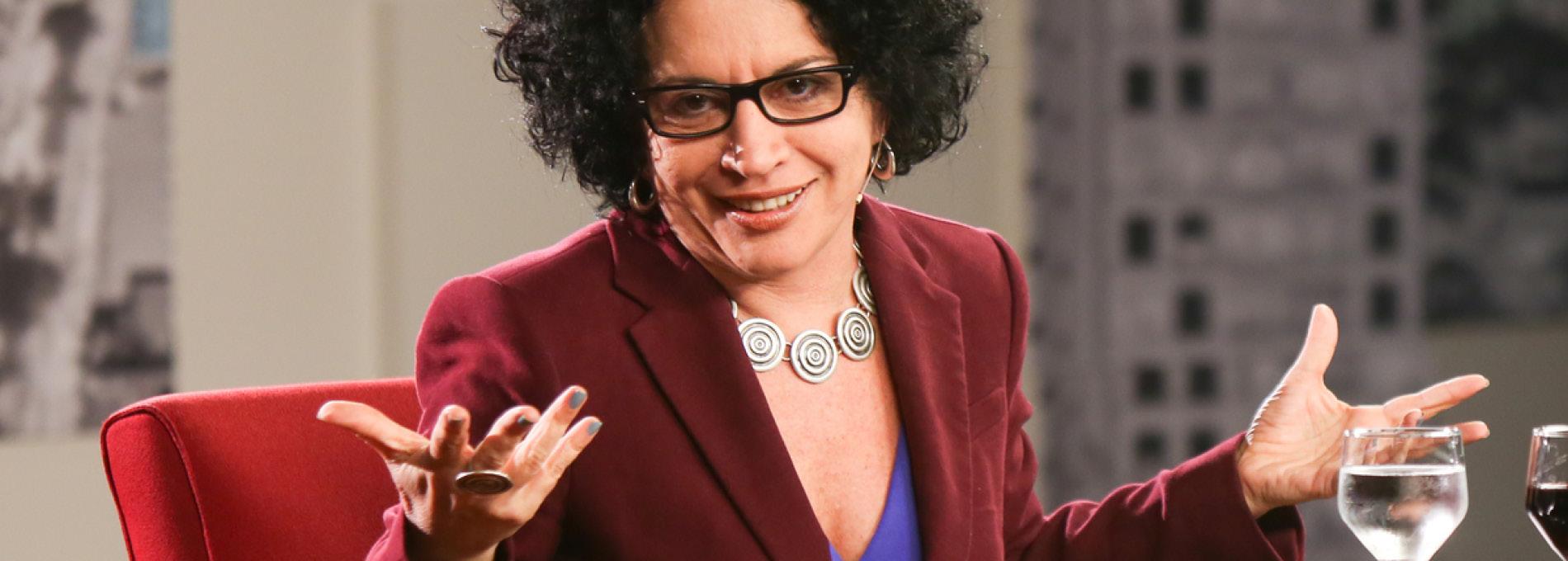 A filósofa Viviane Mosé imagina o futuro pós-covid19