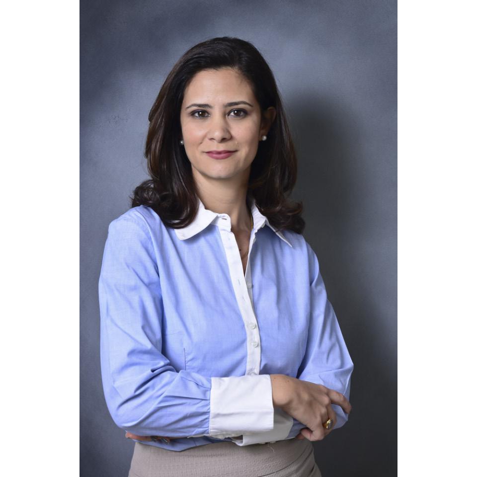 Carolina Ambrogini, ginecologista especializada em sexualidade humana e coordenadora do Projeto Afrodite, da Unifesp