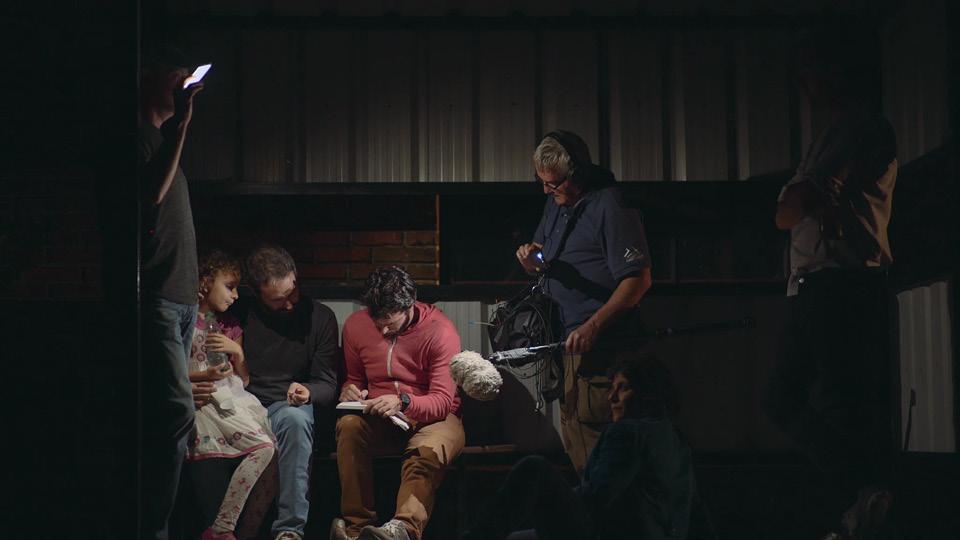 """Cena do filme """"Partida"""", que passeia entre o documentário e a ficção"""
