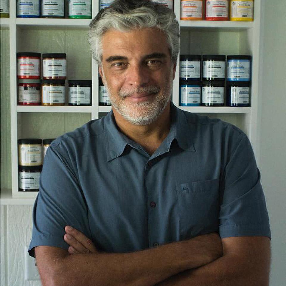 O publicitário Marcello Serpa