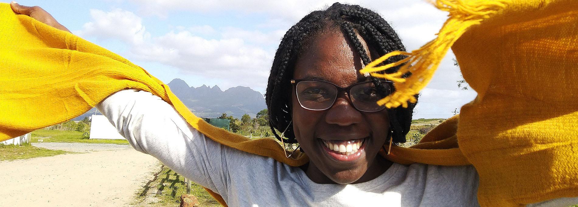 Sauanne Bispo e a revolução da Go Diáspora