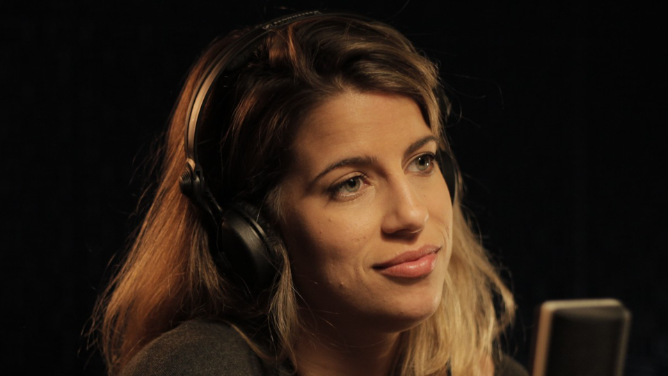 Maria Bopp, em entrevista para o Trip FM, em setembro de 2018