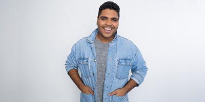 Paulo Vieira: Eu faço comédia para sobreviver