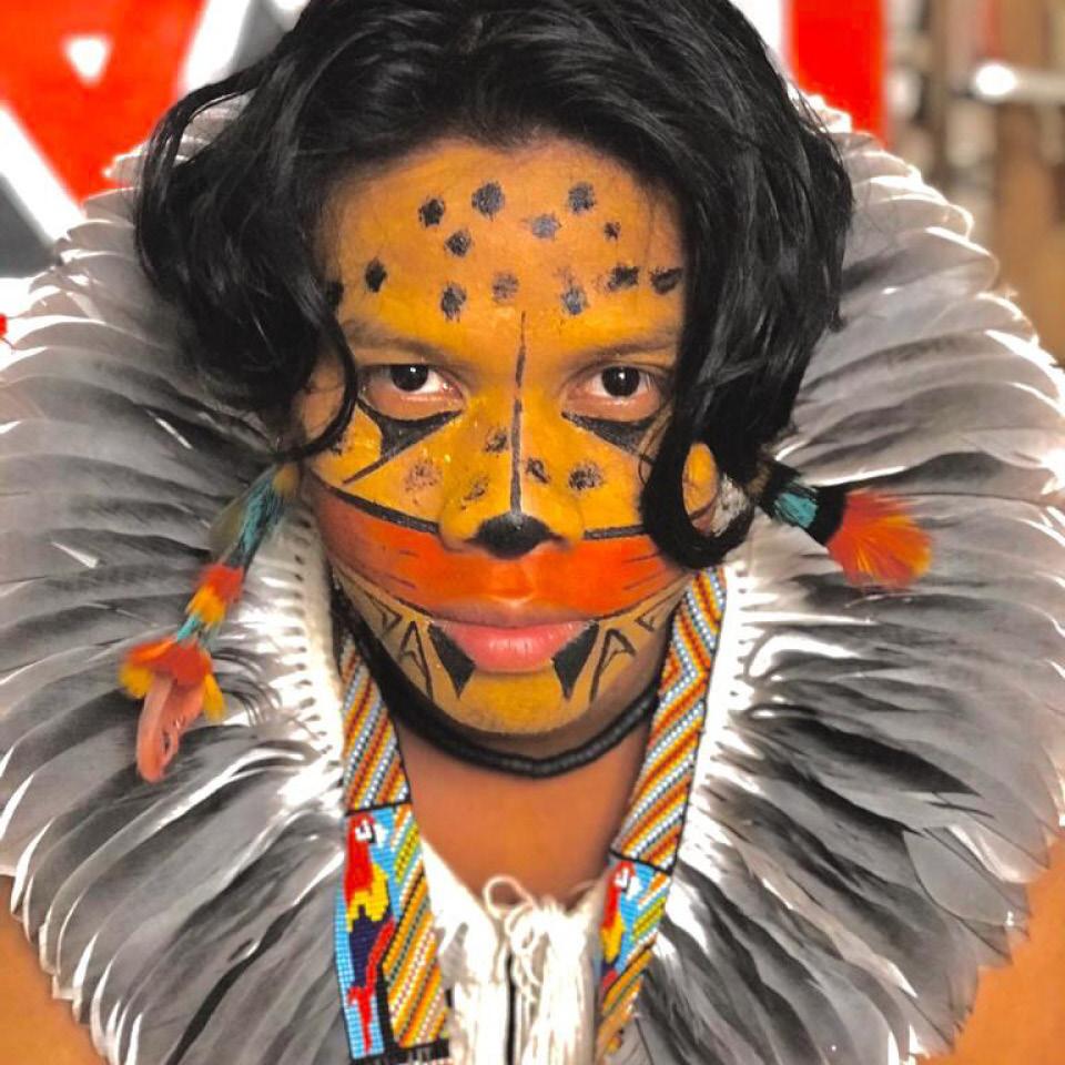 Tukumã Pataxó usa ferramentas como o TikTok para levar sua militância aos jovens