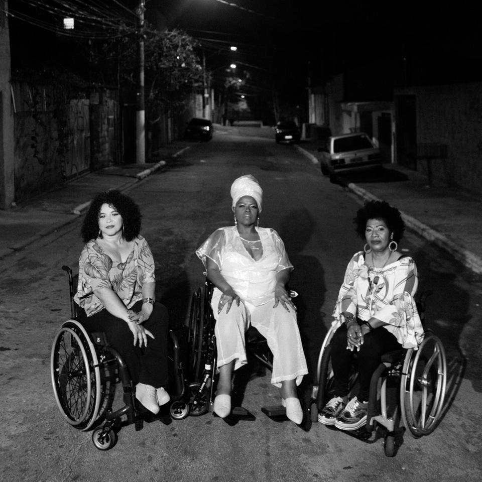 Ana Maria Norberto, Mona Rikumbi e Nilda Martins