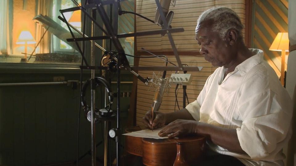 Aleluia, o canto infinito do Tincoã, documentário de Tenille Bezerra sobre o músico Mateus Aleluia, faz parte do festival In-Edit Brasil