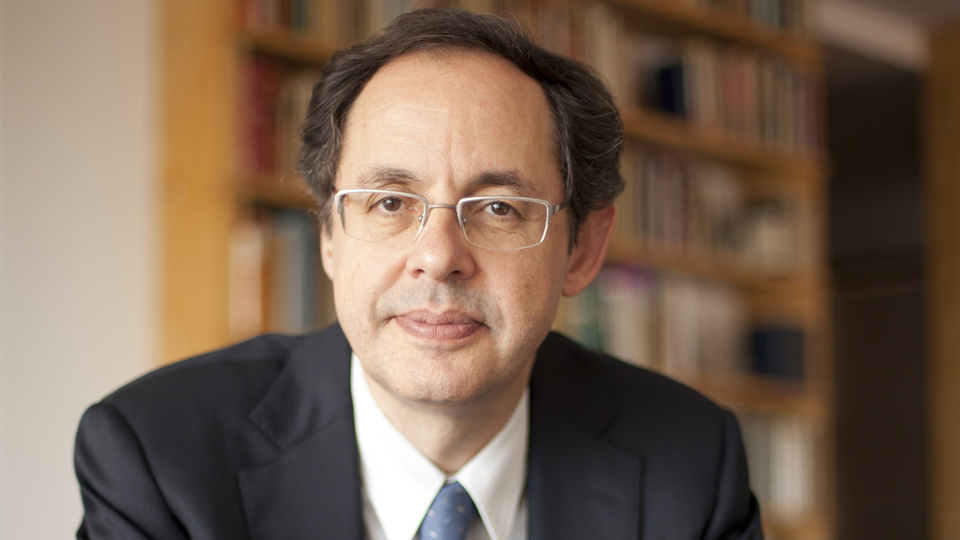 O economista e escritor Eduardo Giannetti
