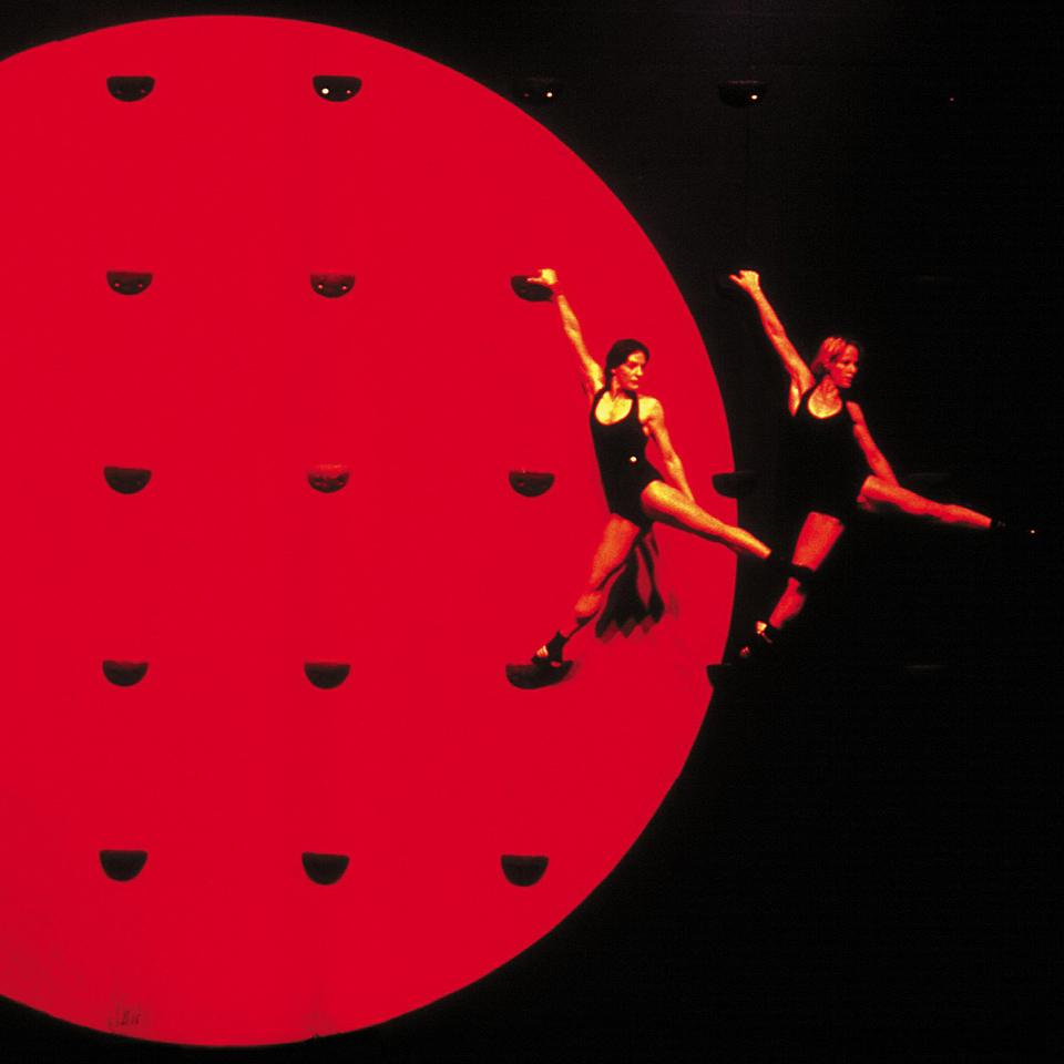 O espetáculo Velox, da Cia de Dança Deborah Colker