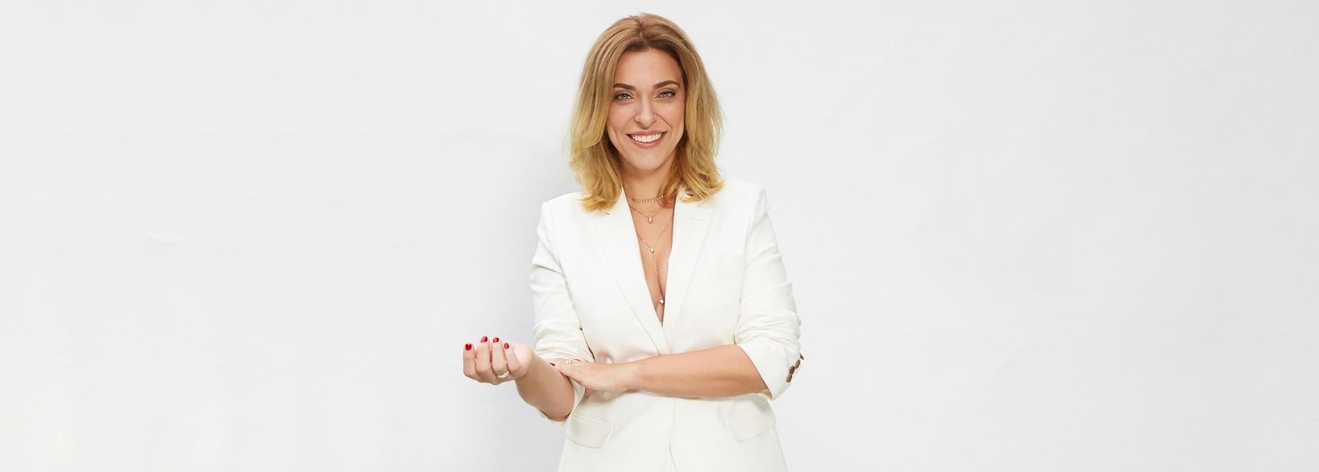 Júlia Rabello: workaholic e sem medo do tempo nem da morte