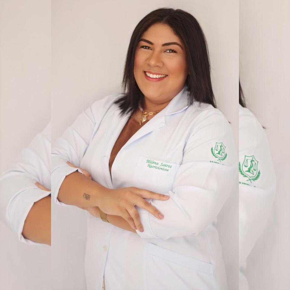 """A nutricionista Milena Soares acredita que muitos profissionais impõem o peso que seus pacientes precisam perder. """"Estando com saúde, a pessoa pode ter o peso que ela quiser"""""""