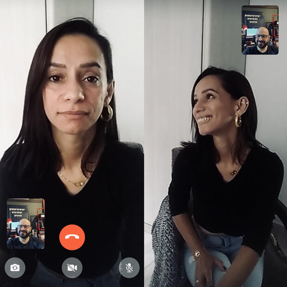 Edilaine Silva criou o grupo do Facebook Elas e Elas, um espaço de trocas e apoio para outras mulheres lésbicas que procuravam se assumir