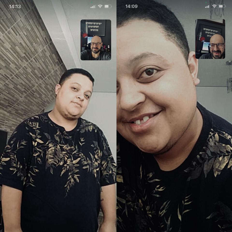 Thiago José, um dos rostos da campanha do Facebook de apoio à diversidade