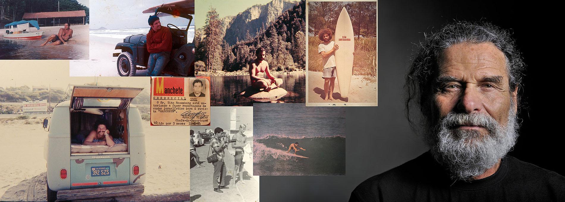 Tito Rosemberg, um aventureiro incansável