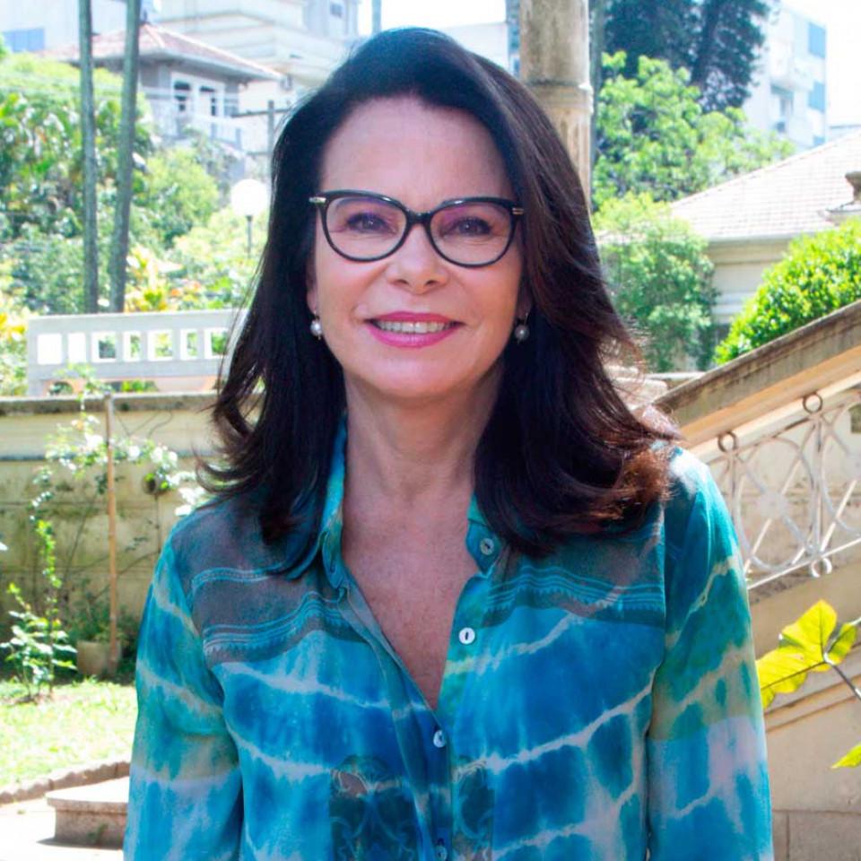 A mastologista Maira Caleffi, presidente voluntária da Federação Brasileira de Instituições Filantrópicas de Apoio à Saúde da Mama (FEMAMA)