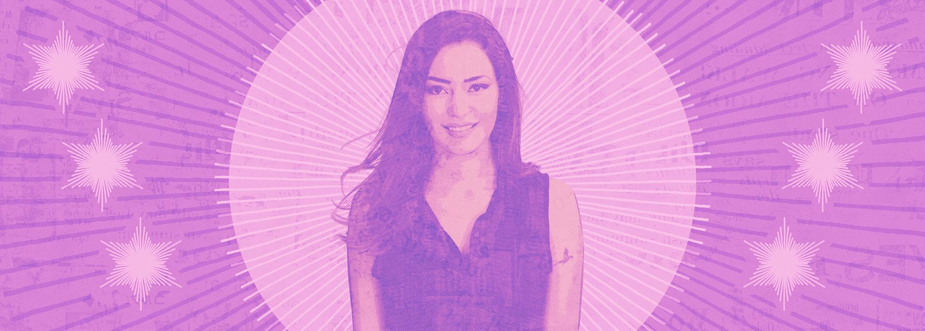Sabrina Fernandes: Se quiser mudar o mundo, vem junto