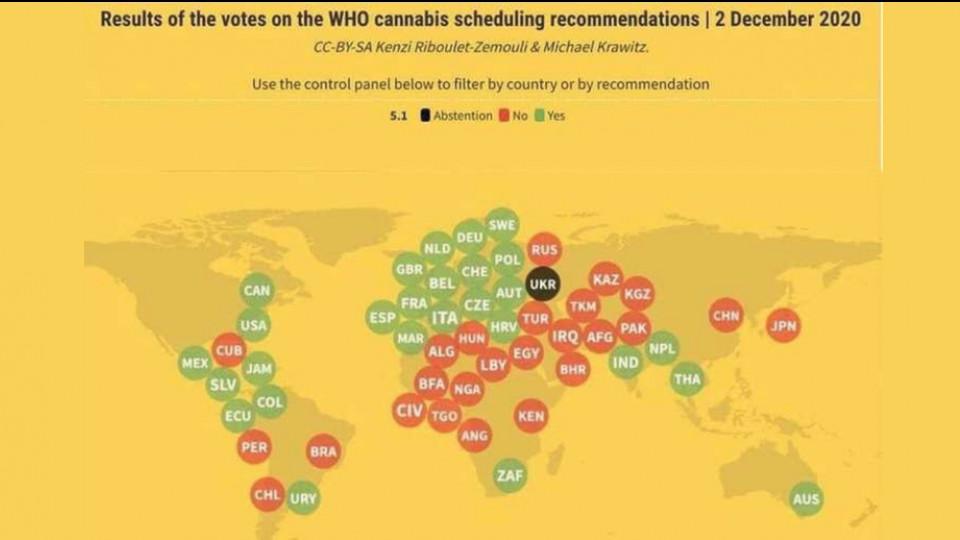 Posicionamento oficial dos países em votação histórica. O Brasil ficou do lado dos países conservadores e que insistem em negar a ciência
