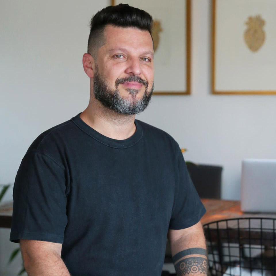 Christian Rôças, o Crocas, que se juntou ao Porta dos Fundos em 2019