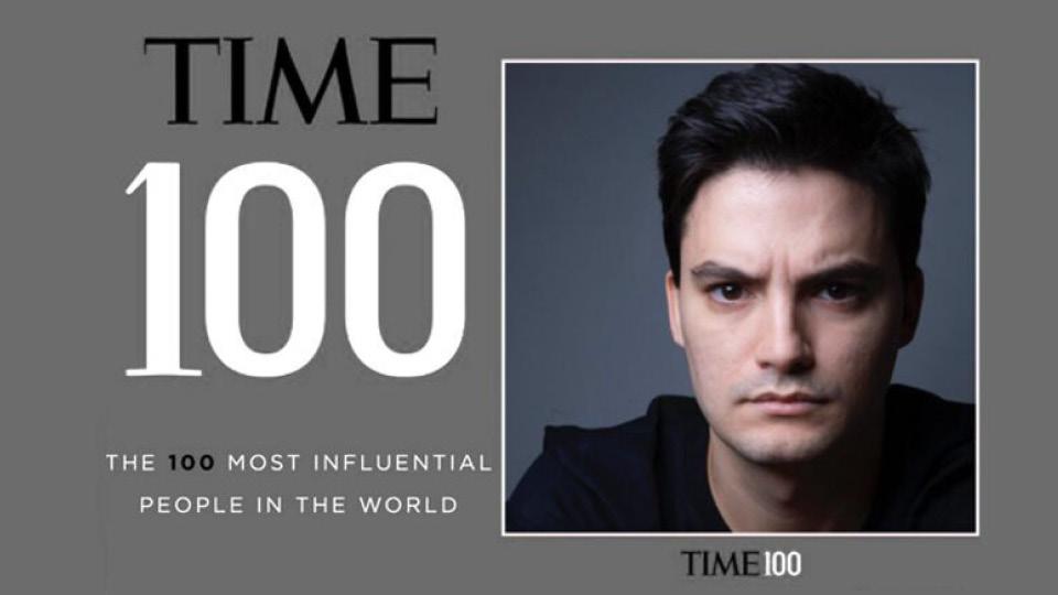 Felipe Neto, homenageado pelo Prêmio #TripTransformadores 20/21 e escolhido pela Revista Time como uma das 100 personalidades mais influentes do mundo este ano