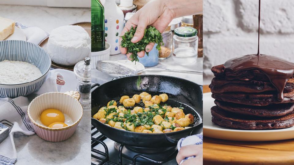 """Lena Mattar: """"Me encanto com as milhares de possibilidades de sabores que existem e que ainda podem existir. É muito maravilhoso, sobretudo porque está ao nosso alcance, ali na nossa cozinha"""""""