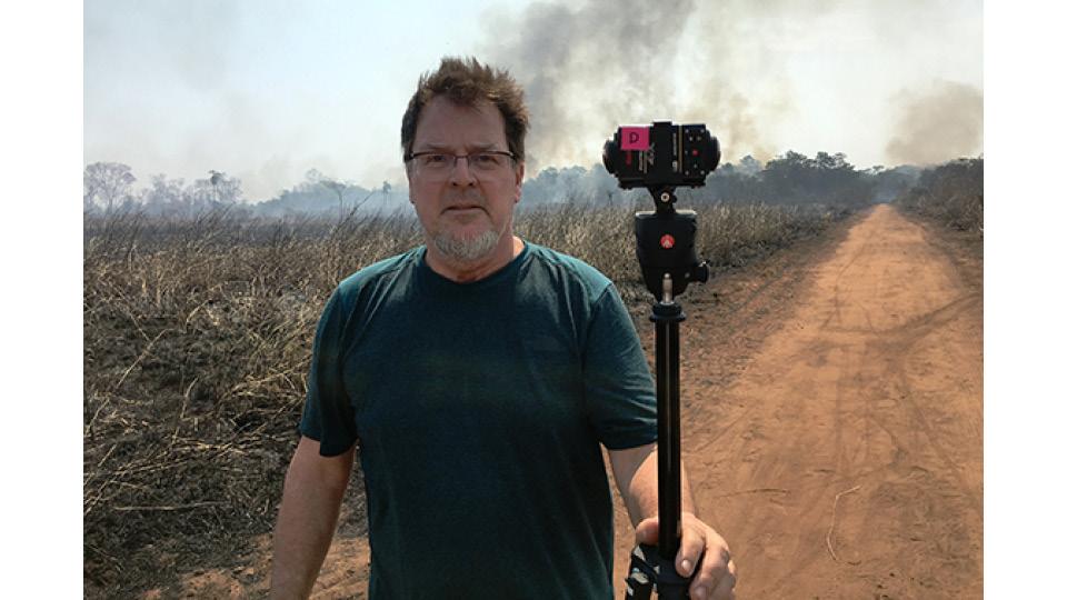 """Tadeu Jungle, artista multimídia: """"A tecnologia da realidade virtual é a maior máquina de empatia jamais inventada"""""""