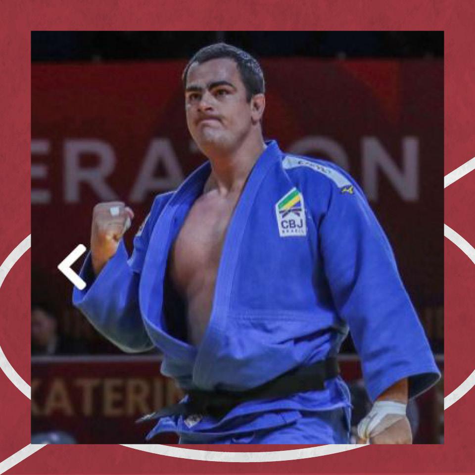 A um passo da Olimpíada, o judoca David Moura tenta manter a concentração: Você fica mais focado quando tem uma competição marcada e, pela primeira vez, ficamos meses sem competir