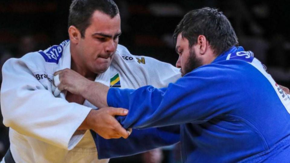 Estou no auge da minha performance, tem que ser agora, diz o judoca David Moura