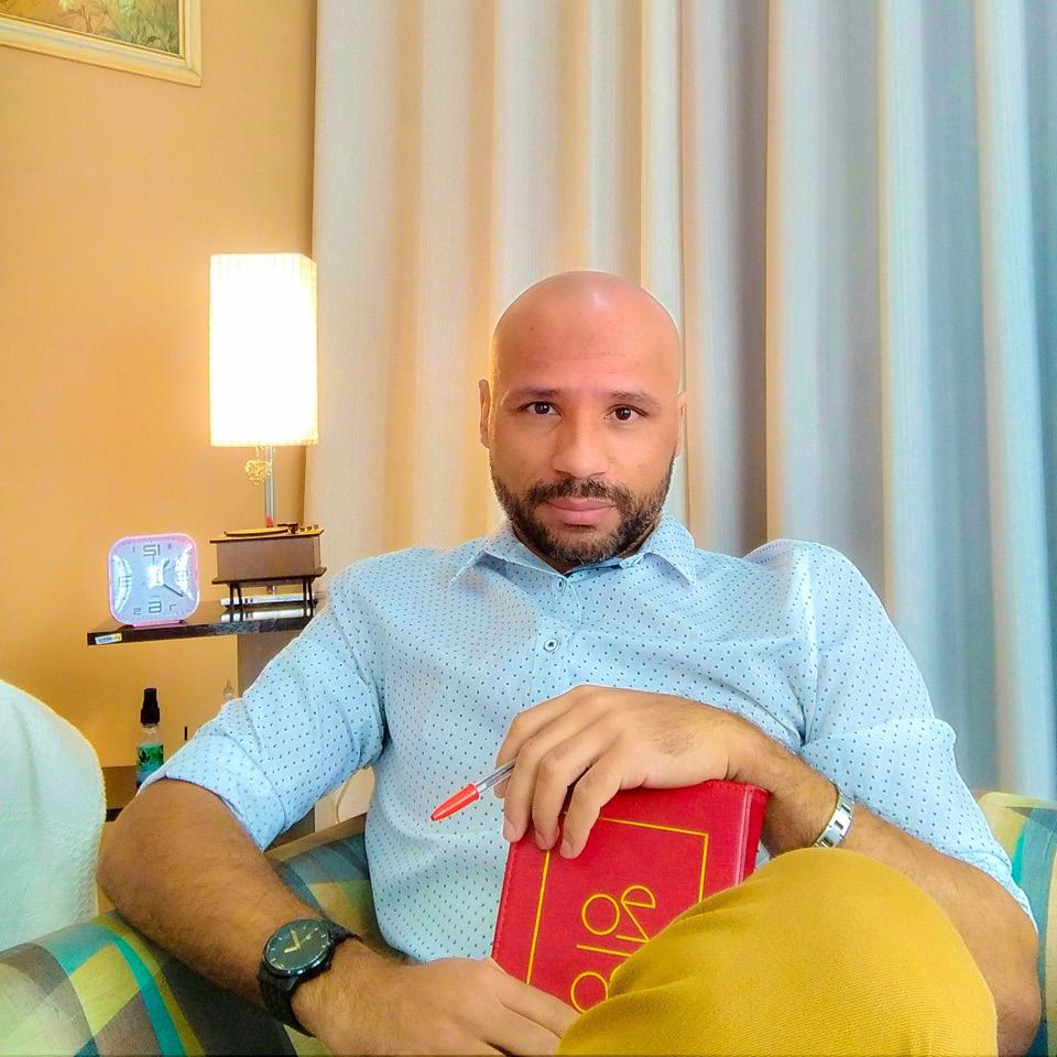 Alessandro Poveda, psicanalista