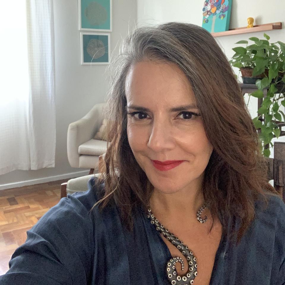 Ana Canosa, psicóloga e educadora sexual