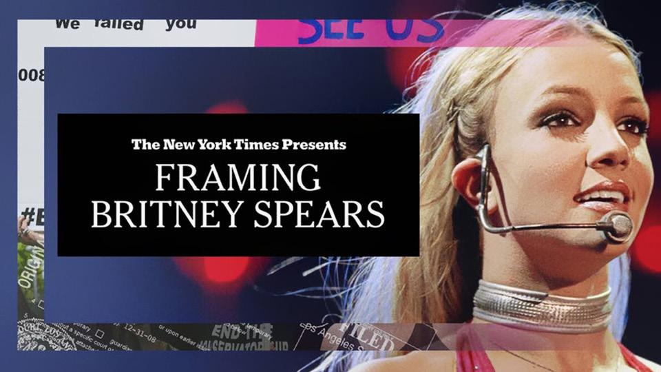O documentário Framing Britney Spears, produzido pelo The New York Times, explora as consequências nefastas da fama da estrela pop nos anos 2000