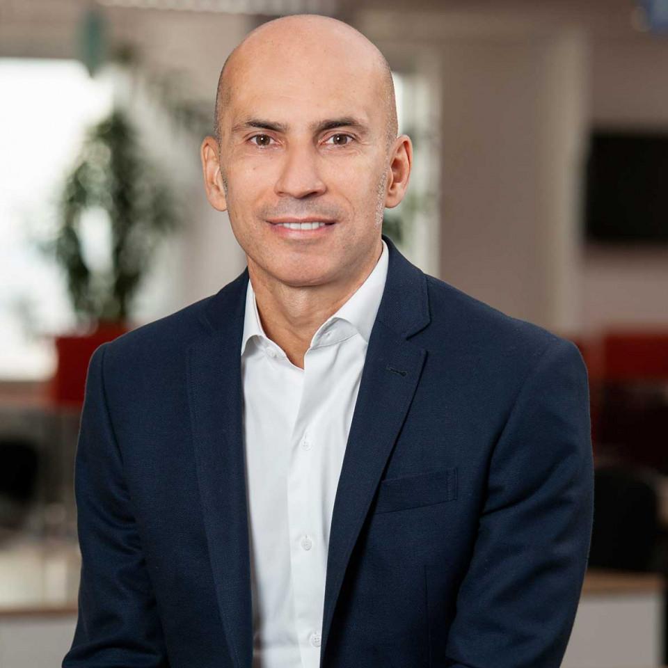 Mauricio Camara, CEO da Danone