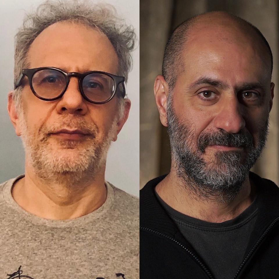 Armando Antenore e Ricardo Calil