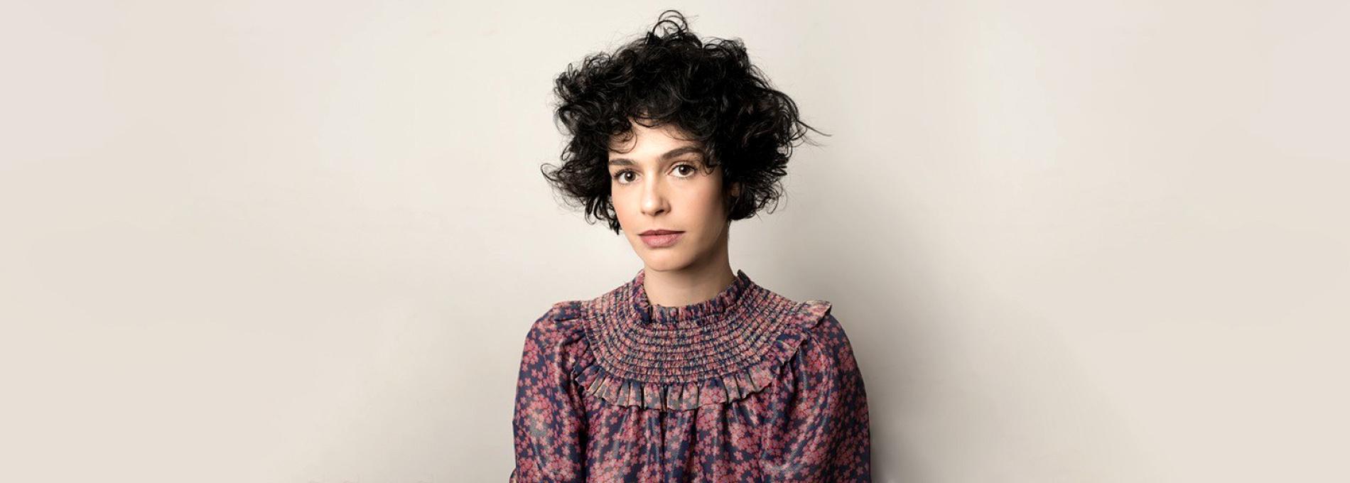Maria Flor: É difícil abandonar o papel de boa moça