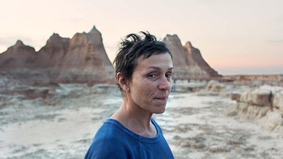 Frances Mc Dormand Nomadland Paisgem